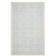 4000**Vlněný koberec Marina Blue, 121x182 cm