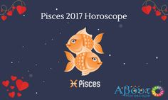 Read your Pisces Horoscope 2017 and get to know your love, career, health predictions. Check what each month has reserved for you.