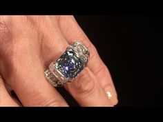 The most expensive ring in the world | The Jewellery Editor