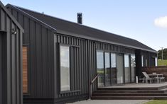 NZ's leading provider of metal & steel roofing products for residential & commercial customers. Made form Galvsteel, Zincalume & Colorsteel. House Cladding, Wall Cladding, Clad Home, Types Of Roofing Materials, Roof Extension, Steel Roofing, Grey Houses, Passive House, Steel House