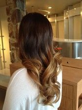 Soft Ombre / Style / Protein Hair Treatment