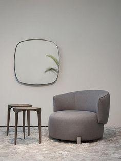 JANE armchair & swivel chair - Armchairs - Living - Studio Piet Boon