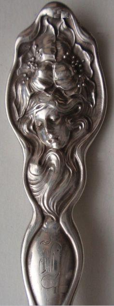 UNGER - Evangeline, 1904