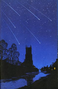 Nightsky by Birmingham Phil on Flickr. 1965 from Ladybird Books