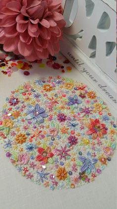 Embroidery Kits from The Maggie Gee Embroidery Studio  Maud (Brights) – Discovering Woven Stitches *EXCLUSIVE TO ETSY*  Hello and Welcome to
