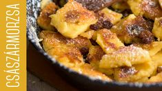 Bajor Császármorzsa Pancake Dessert, Hungarian Recipes, Hungarian Food, Sweet Recipes, Macaroni And Cheese, Dessert Recipes, Food And Drink, Yummy Food, Sweets
