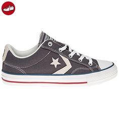 Converse Star Player, Herren Fashion, grau - Grey - Castlerock/Milk/White