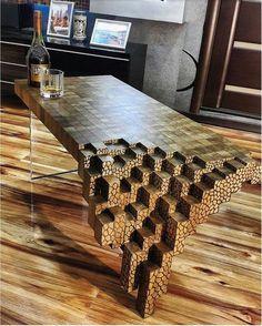 Fine 36 Unique And Creative Wooden Furniture Ideas For Your Home Decor