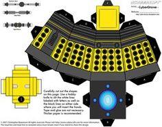 Cubee - Dalek 2010 'Ver1' by ~CyberDrone on deviantART