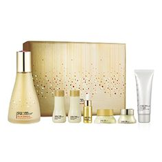KBeauty Secret Essence Anniversary Art Collaboration Set >>> Check this awesome product by going to the link at the image. (This is an affiliate link) 9th Anniversary, K Beauty, Korean Skincare, Collaboration, Skin Care, Bottle, Image Link, Amazon, Awesome
