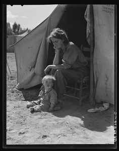 photo by rothstein of dust | The Great Depression and The Dust Bowl - American Tragedy - in ...