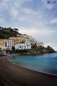 Amalfi by Enea H. Medas  on 500px