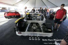 2015 Chevrolet Corvette Z06 Cutaway
