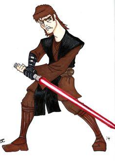 Darth Vader (Anakin Skywalker) #DarthVader #Revengeofthesith