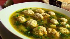 Суп с фрикадельками и вермишелью - 5 рецептов приготовления