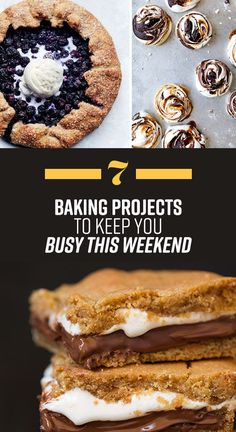 7 Delicious Baked Goods You Should Make This Weekend