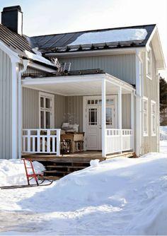 DESDE MY VENTANA: INVIERNO EN SUECIA / SWEDISH WINTER
