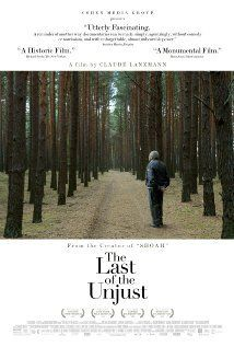 The Last of the Unjust (2013). Claude Lanzmann