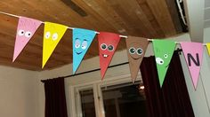 Babblarna flags 2nd Birthday Parties, Reggio, First Birthdays, Party Time, Crafts For Kids, Creative, Crafts Toddlers, First Anniversary, Kids Arts And Crafts