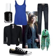 anna+kendrick+pitch+perfect+outfits | Anna Kendrick as Beca in Pitch Perfect