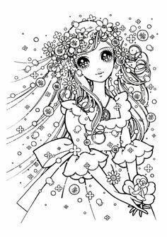 ミツキ・MA・ウスです。  今回は以前「カワイイの系譜」でご紹介した「高橋真琴」氏の「ショウワノート・ファッションぬりえ」の登場です。          子供向けにしてはバックの花が細か過ぎてぬり辛そうな気がするのですが…  どなたか挑戦してみませんか?            そ...