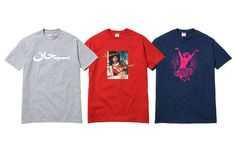 Daniel Johnston x Supreme T-Shirt Pack