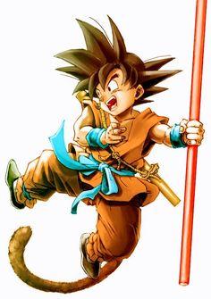Dragon Ball - Son Goku #GG #anime