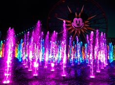 "Can you believe that ""World of Color"" premiered three years ago this month at Disney California Adventure park? Time surely does fly on a carousel of color! One of my personal Disneyland Resort favorites, ""World of Color"" features more than Disneyland World Of Color, Disneyland Vacation, Disney Trips, Disney Resorts, Colors Of The World, In This World, Disney Parks Blog, Walt Disney World, Disney Pixar"