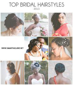 Top Bridal Hairstyles of 2013!