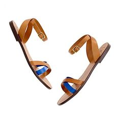 Want!  Madewell sandals