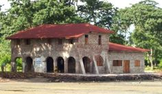 Severe storms damage historical buildings at Kunta Kinteh Island and Related Sites, Islamic Republic of the Gambia Severe Storms, Heritage Center, World Heritage Sites, Island, House Styles, Building, Block Island, Construction, Islands
