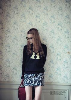 Animal fashion♡