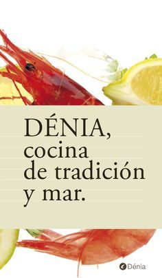 Recetario de platos tipicos de Denia creado por denia.net