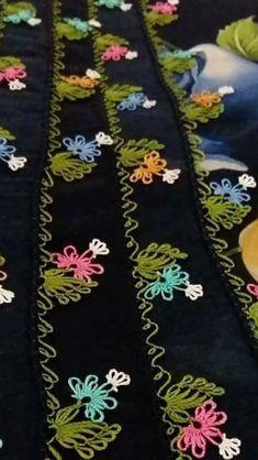 İğne oyası Needle Lace, Crochet, Embroidery, Diy Crafts, Tatting, Amigurumi, Alexander Mcqueen Scarf, Pajamas, Pajama Pants