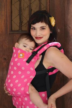 Half Wrap Conversion Tula Baby Carrier