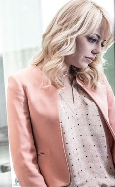 Style Me: Get the Look – Emma Stone in The Amazing Spider-Man 2 - 303 Magazine