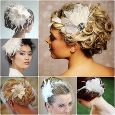 Make A Feather Wedding Theme in Winter 2013!