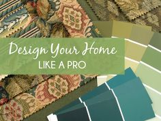 Check out this American Lifestyle Magazine blog post! Design Your Home Like a Pro