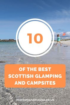 10 of the best glamping and camping sites in Scotland with some spectacular surrounds! Travel Uk, Travel Europe, Family Travel, Scotland Travel Guide, Scotland Road Trip, Travel Ideas, Travel Tips, Travel Destinations, Campsites Scotland
