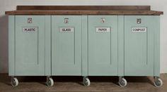 Swedish Style Recycling Unit