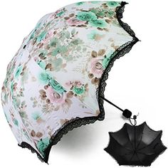 kilofly Anti-UV Folding Travel Parasol Vintage Floral Rain Sun Shade Umbrella kilofly http://www.amazon.com/dp/B00X3N8WWE/ref=cm_sw_r_pi_dp_5w5Xvb0XWP9X6