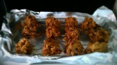 Om Nom 365 - syn free sweet potato and red onion bhajis