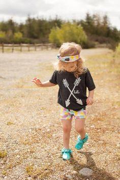 Summer styling. #kids #fashion