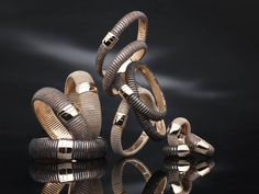 Pesavento Polvere di sogni braclets and rings