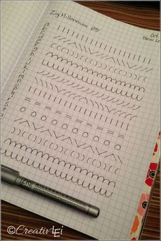 Learning Basic Letter Forms {#LoveYourLettering} - Looking at life CreativLEI