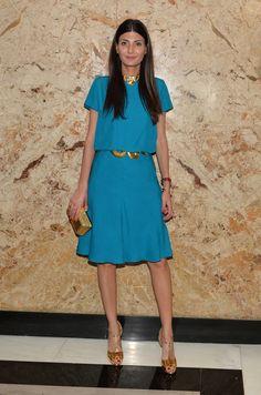Giovanna Battaglia Photos: Gucci Beauty Launch Event Hosted By Frida Giannini