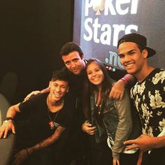 26.07.2015 Neymar Jr Charity Home Game  #repost #intagram @aakkari  #Neymar #Pokerstars #homegameNJR #poker Download