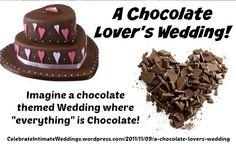 A Chocolate Lover's Wedding Sand Ceremony, Unity Candle, Chocolate Lovers, Grooms, Wedding Blog, Brides, Articles, Weddings, Wedding