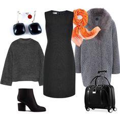 One #jacket many looks  #businessattire  #modernjewellery #styling #elegance  #businesswoman #earrings #instastyle #redpointtailor #fashion #style #ootd  http://bit.ly/1ZZaNt7