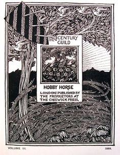 Herbert Horne (1855 - 1916) - http://jot101ok.blogspot.ca/2013/04/herbert-horne.html